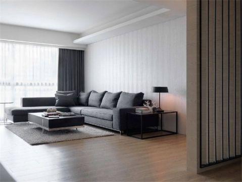 2019现代110平米装修图片 2019现代套房设计图片