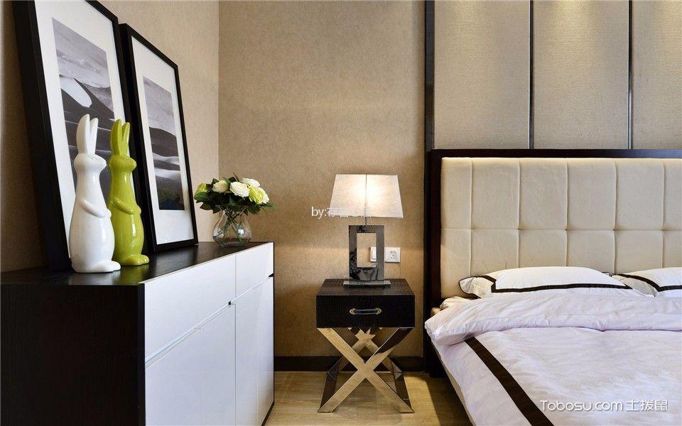 卧室米色细节现代简约风格装饰效果图
