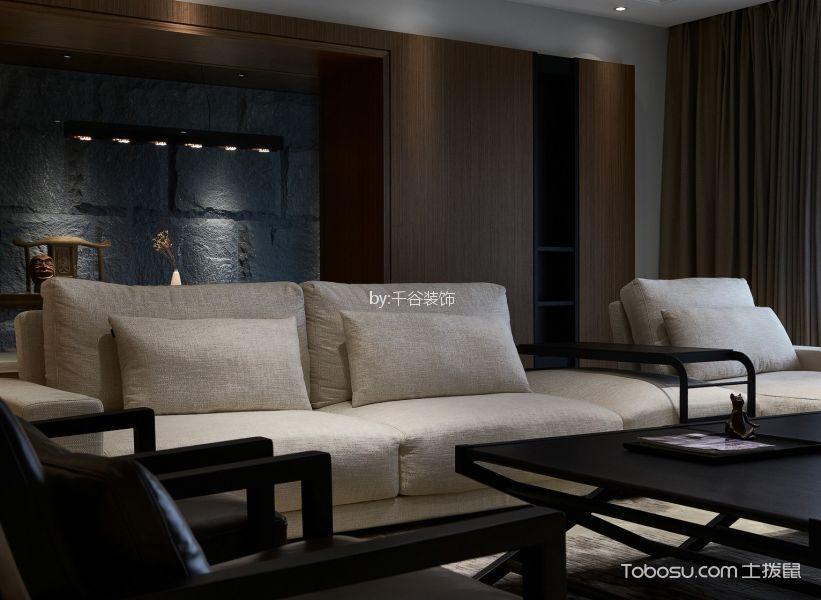 客厅灰色细节现代简约风格装饰设计图片
