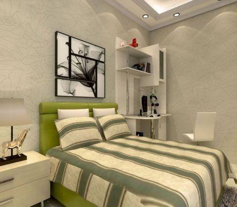 卧室橱柜现代风格装潢设计图片