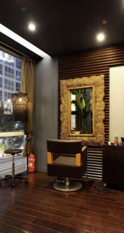 10万沙宣造型美发店装修效果图