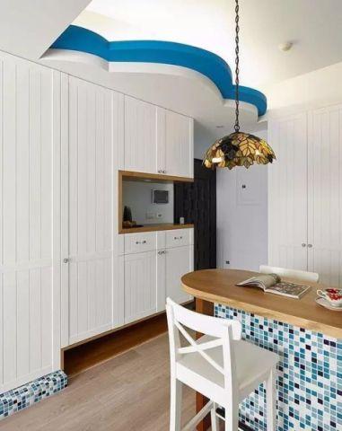 厨房细节现代简约风格装饰设计图片
