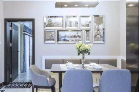 餐厅走廊简约风格装饰图片