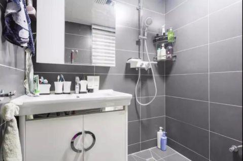 卫生间细节简约风格装饰设计图片