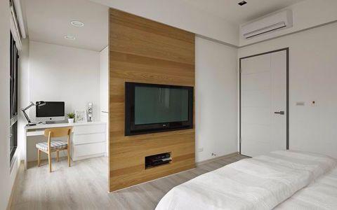 卧室吧台简约风格装潢图片
