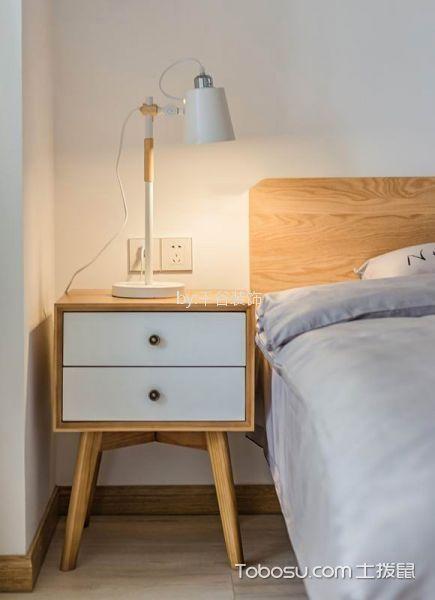 卧室米色细节现代风格效果图