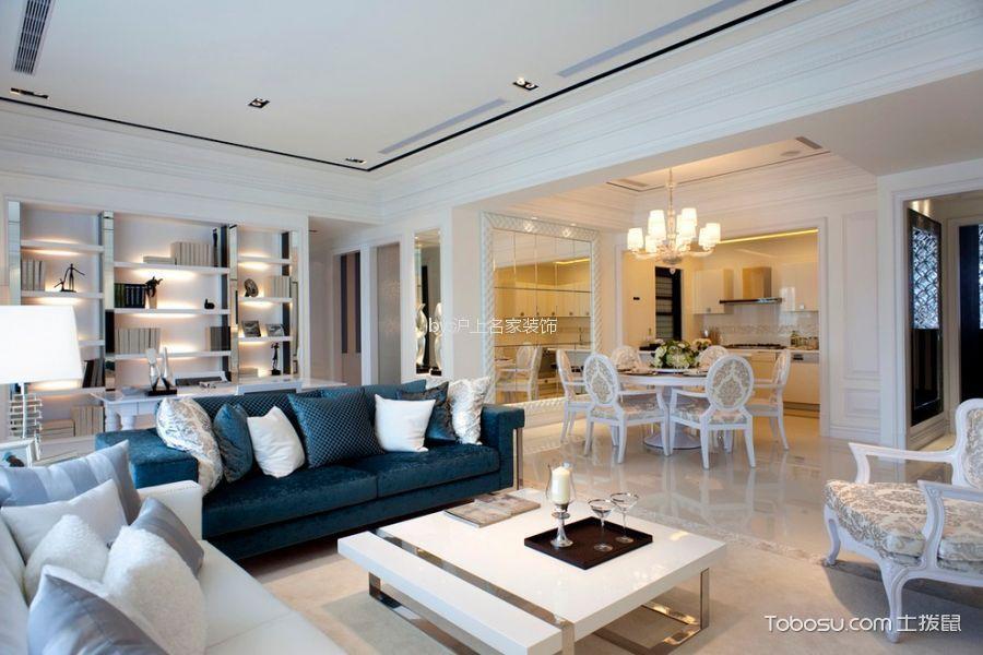 客厅黄色细节现代风格效果图