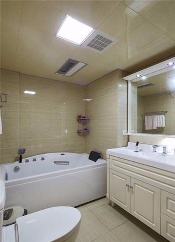 卫生间橱柜欧式风格装修设计图片