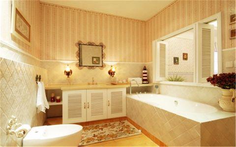 卫生间吊顶欧式风格装潢设计图片