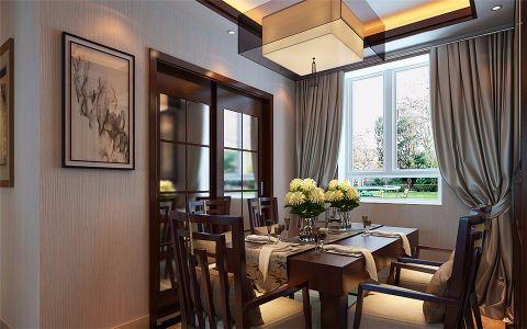 厨房吊顶中式风格装饰效果图