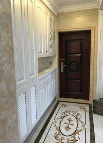 玄关门厅简欧风格装修图片