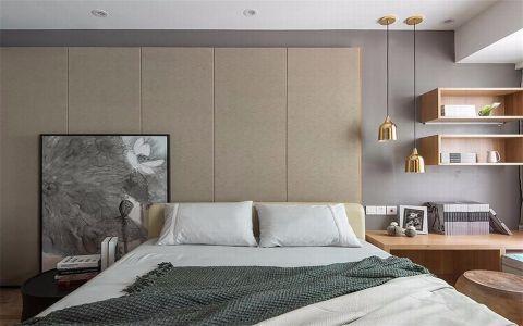 卧室细节新中式风格效果图