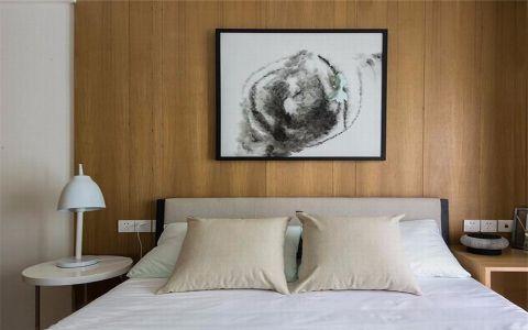 卧室照片墙新中式风格装修效果图