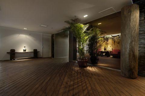 30万工装未来现代城办公室装修效果图