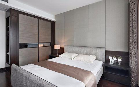卧室背景墙现代简约风格装饰图片