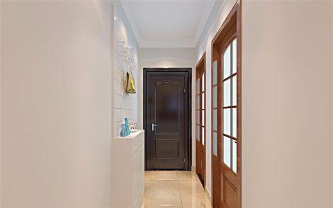玄关门厅现代简约风格效果图