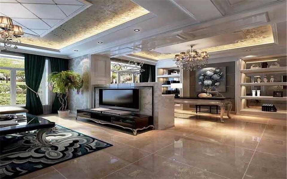 6室4卫2厅350平米欧式风格