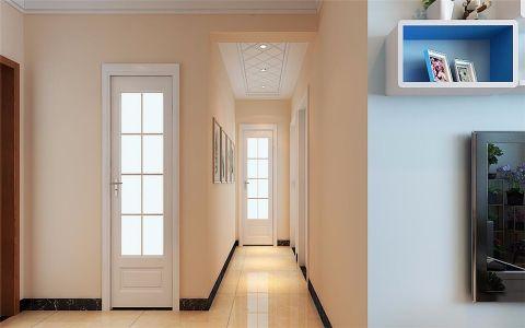 玄关走廊现代简约风格装潢图片