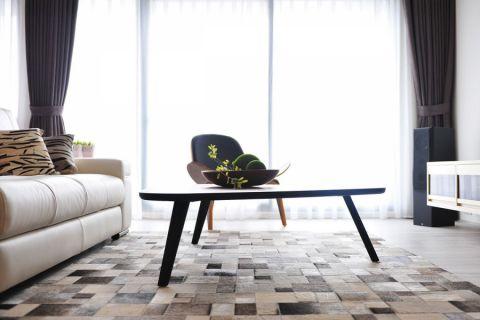 客厅细节北欧风格装潢图片