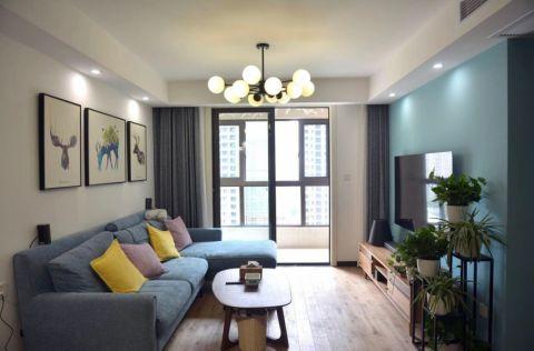 2020北欧80平米设计图片 2020北欧公寓装修设计