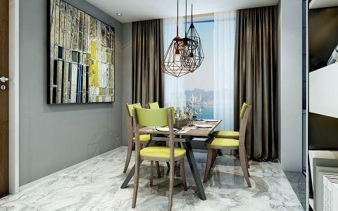 餐厅细节现代简约风格装饰效果图