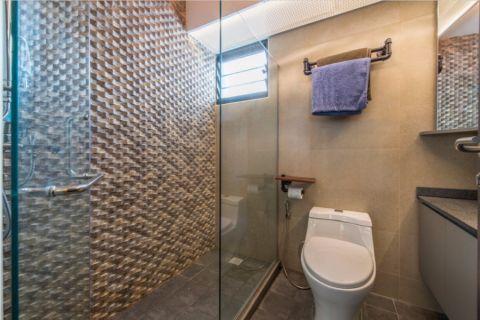 卫生间细节后现代风格装潢图片