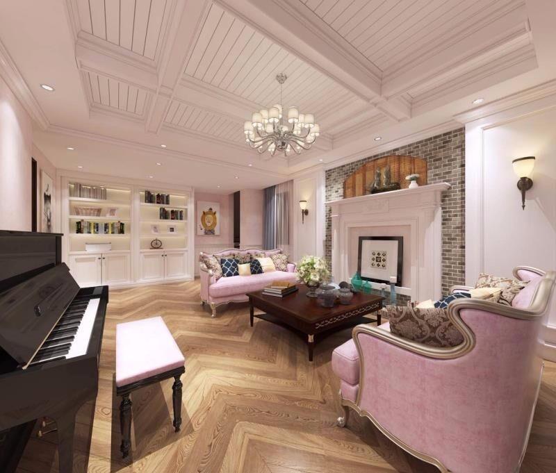 8室3卫5厅600平米美式风格