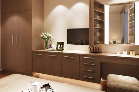 星城园100平米现代简约风格装修公寓