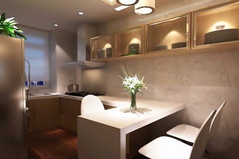 餐厅橱柜现代风格装饰效果图