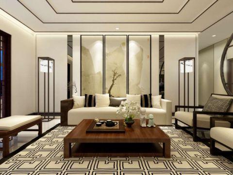 2020美式240平米装修图片 2020美式四居室装修图