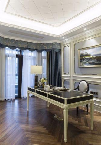 卧室窗台简欧风格装潢设计图片