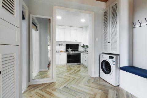 厨房橱柜现代简约风格效果图