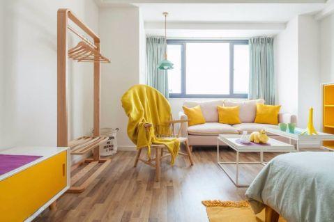 卧室茶几现代风格装潢效果图