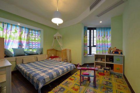 儿童房细节简约风格装修图片