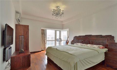卧室细节中式古典风格装修效果图