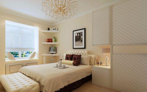 厨房飘窗现代简约风格装饰效果图
