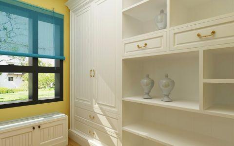 卧室橱柜地中海风格装潢图片