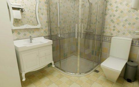 卫生间细节地中海风格装饰设计图片