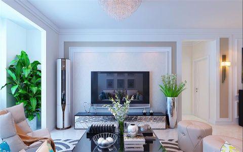 2020新中式150平米效果图 2020新中式公寓装修设计