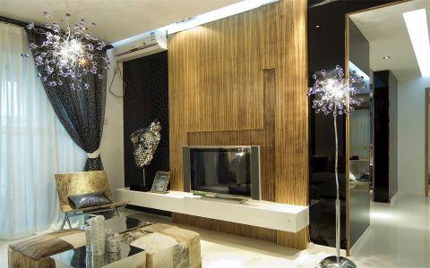 客厅走廊现代风格装修设计图片