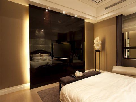 卧室地板砖现代简约风格装修设计图片
