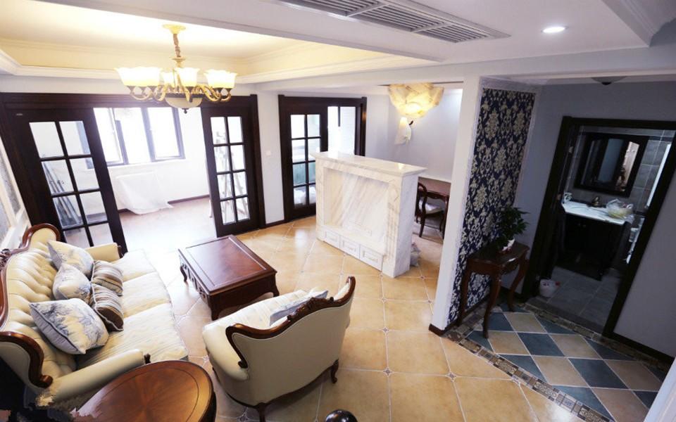 2室1卫2厅96平米美式风格
