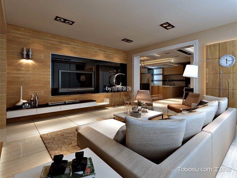 星光城222㎡ 现代简约风格四居室装修效果图