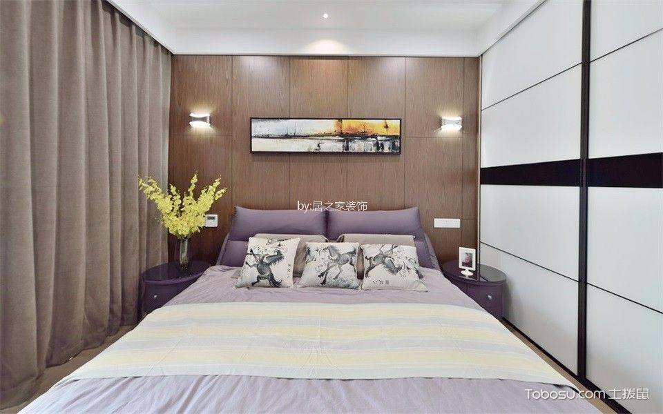 中德英伦联邦150㎡简美风格三居室装修效果图
