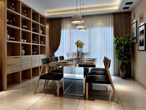 2020日式150平米效果图 2020日式三居室装修设计图片