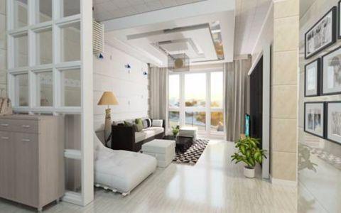 2020北欧100平米图片 2020北欧三居室装修设计图片