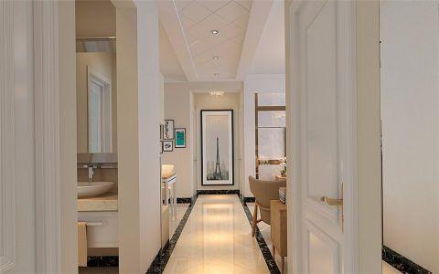 2020简约120平米装修效果图片 2020简约二居室装修设计