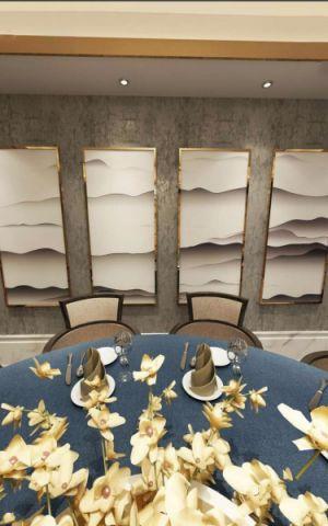 武汉经济开发区佳和馨居20-1兰咖啡厅装修效果图