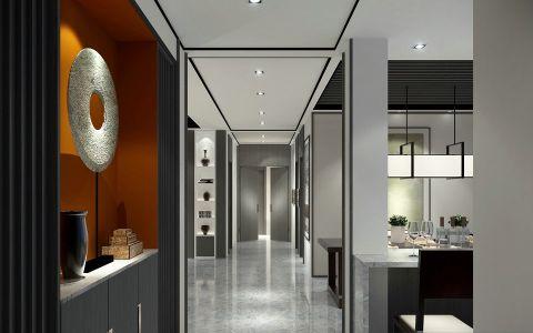 联投东方140㎡现代简约四房两厅装修效果图