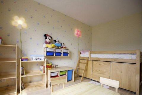 儿童房细节地中海风格装饰效果图